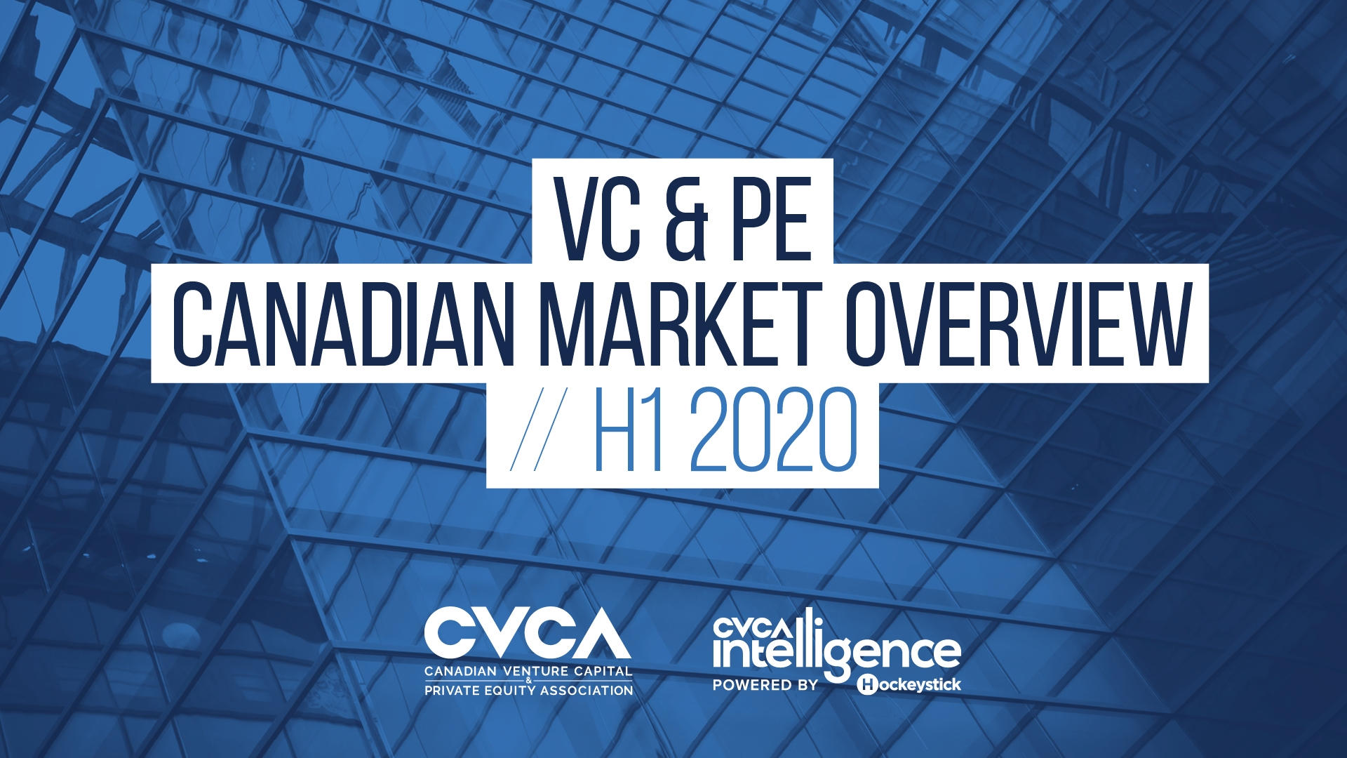 H1 - 2020 - Canadian VC & PE Market Overview