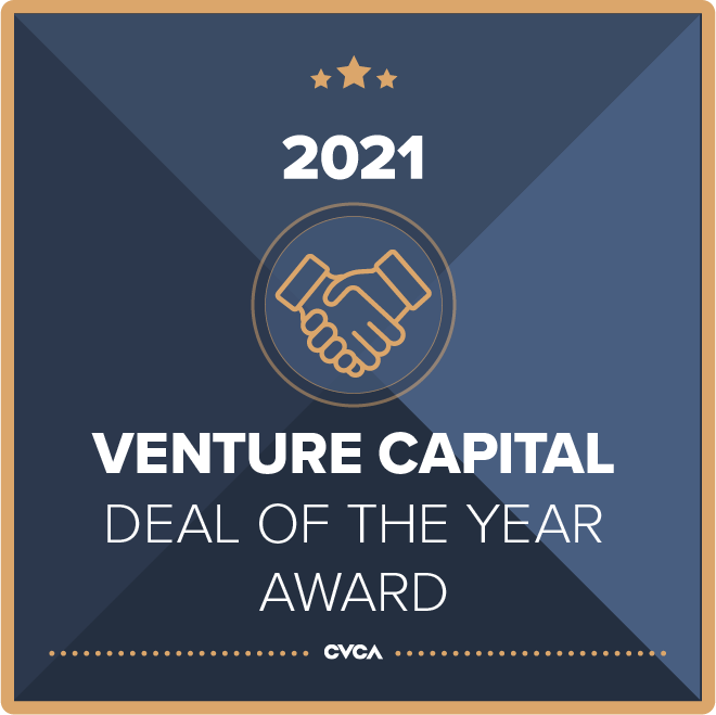 CVCA Venture Capital Deal of the Year