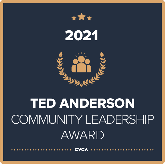 Ted Anderson Community Leadership