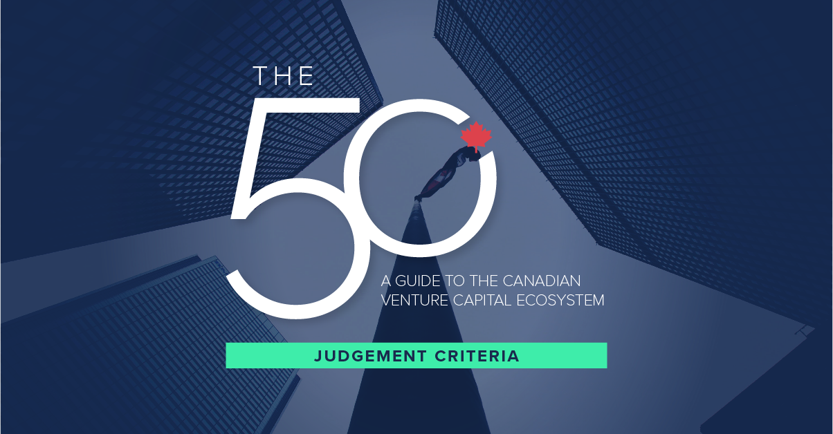 The50 judgement Criteria
